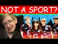 ESPN Says Gaming is NOT a Sport - WRONG???