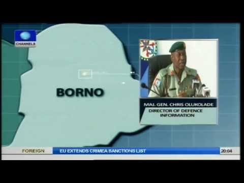 No Rest Until Boko Haram Is History, Minimah Pledges