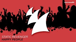 Static Revenger - Happy People