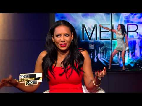 "Mel. B talks music, career, & ""Spice Girls"" reunion!"