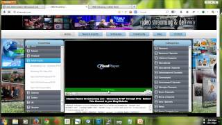 RTSP Streaming Server Demo Streaming RTSP Protocol Over