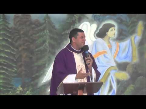 Homilia Padre Milton Satiro 21.02.2016