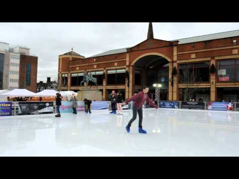 Broadgate Ice Rink Cuffley, Hertfordshire