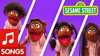 Sesame Street: Song- I Love My Hair