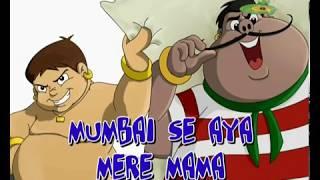 Chhota Bheem Mumbai Se Aaya Mera Mama