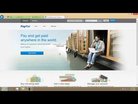 what is Paypal and How to use it in Hindi
