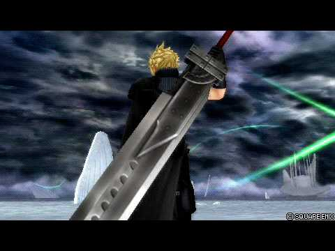 Dissidia  Final Fantasy - Cloud's Omnislash Ver.5 and Finishing Touch