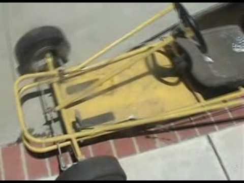 Go Kart For Sale - Craigslist Ad - YouTube