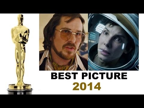 Oscars 2014 Best Picture: American Hustle, Gravity, Dallas Buyers Club - Beyond The Trailer