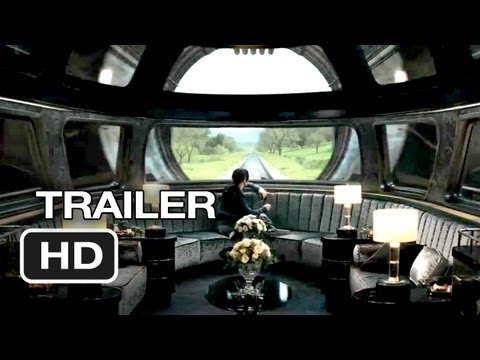 The Hunger Games: Catching Fire International Trailer (2013) - Jennifer Lawrence Movie HD