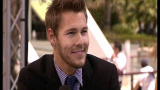 Interview Jacqueline MacInnes Wood, Scott Clifton Et
