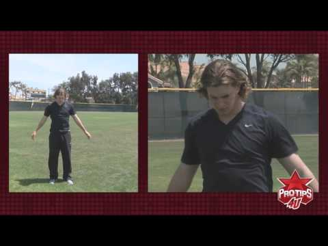 Pitching Tips: Stretching with Garrett Richards