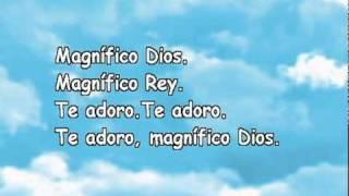 Magnífico Dios Juan C Alvarado (música Y Letra)