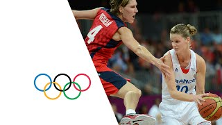 Basketball Women's Quarterfinal 4 - FRA v CZE - Full Replay - London 2012 Olympic Games