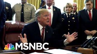 President Donald Trump Tweet-Rages As Robert Mueller Report Looms | The Last Word | MSNBC