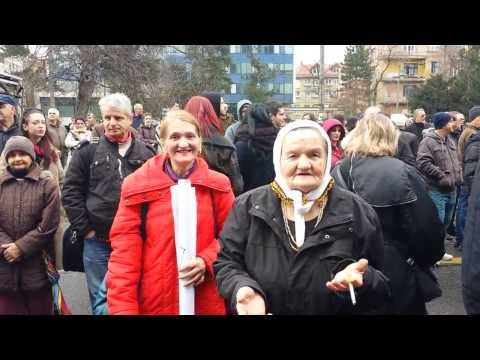 Sarajevo is protesting untill there is a change!   YouTube