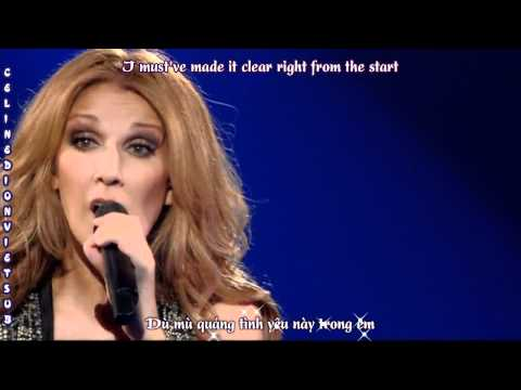 [Vietsub+lyrics][11] Celine Dion - My Love [CÓ LINK DOWNLOAD]