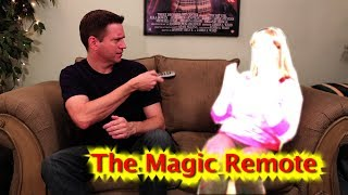 The Magic Remote (Body Switcher/Time Stop/Transformation