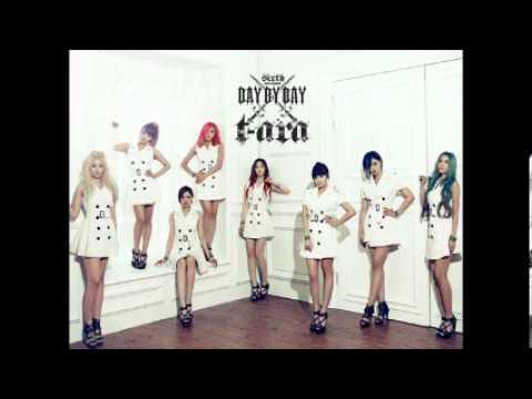 T-ara - Day by Day [MR] (Instrumental)