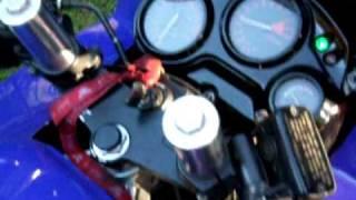 Honda Cbr 600 F2 Escape Libre