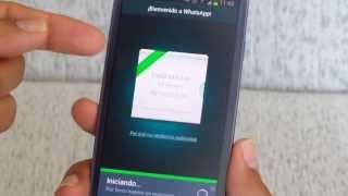 Como Descargar E Instalar WhatsApp En Android