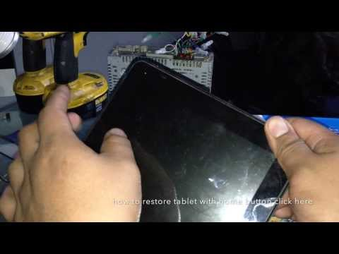 how to fix samsung galaxy android tablet pc that wont turn on