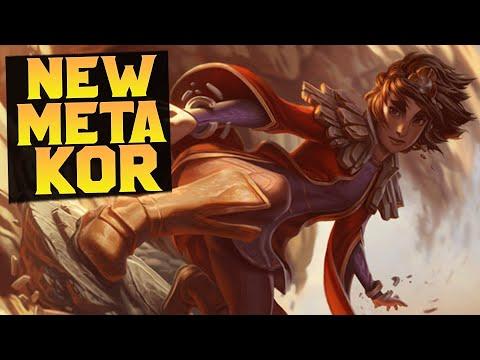 La Nouvelle Meta Kor, Taliyah Mid !
