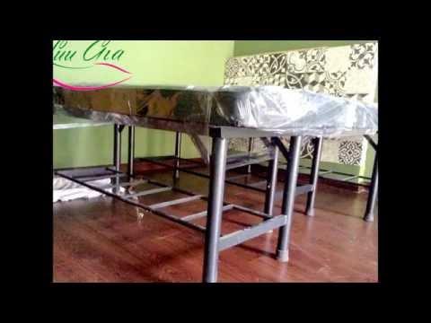 Cung cấp mua bán giường massage, giường mát xa body uy tín giá rẻ.