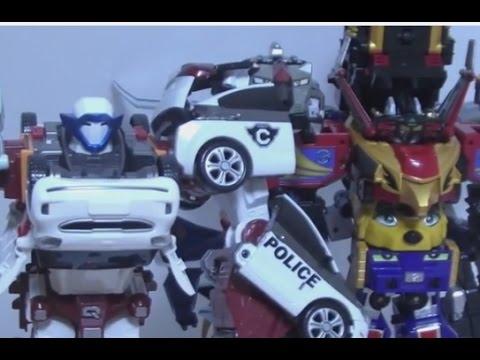 đồ chơi Siêu Nhân Cơ Động 파워레인저 엔진포스 G12엔진킹 또봇 쿼트란 로봇 변신 장난감 Power rangers Go Ongers Toys
