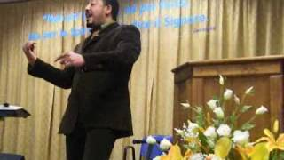 EVA.Binyam Hussen Preaching part 12