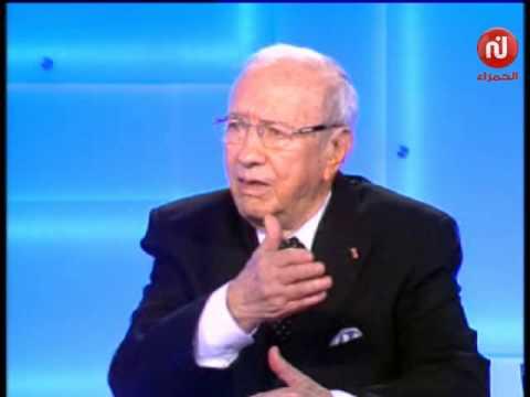 الباجي قائد السبسي  : تونس تعيش أزمة كبيرة متعدّدة الأطراف