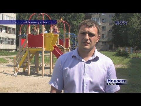 Замглавы Советского района Новосибирска Павел Ладышкин подозревается в мошенничестве