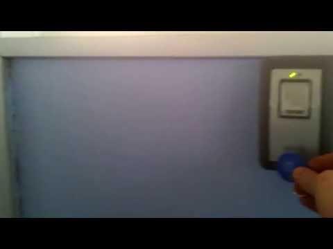 TBA4000RF controllo accessi porta interna uffici