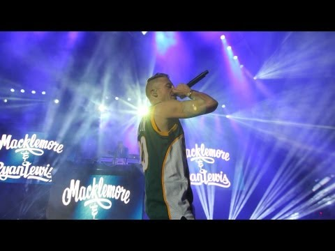 Macklemore & Ryan Lewis - Starting Over (LIVE AT RED ROCKS 2013)