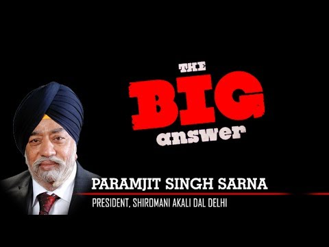 Paramjit Singh Sarna Family Paramjit Singh Sarna