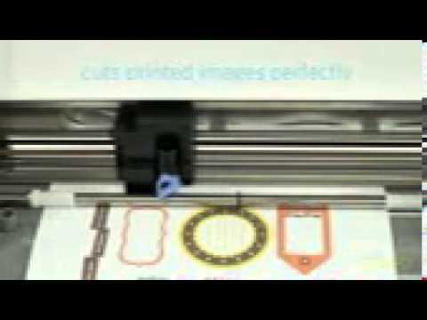 Mesin Cutting Sticker Silhouette Cameo Redsail Graphtec