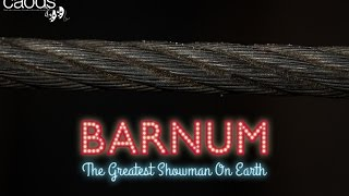 CAODS 'BARNUM' (27 Sep-1 Oct 2016, Civic Theatre Chelmsford) Barnum & Chairy Barnum