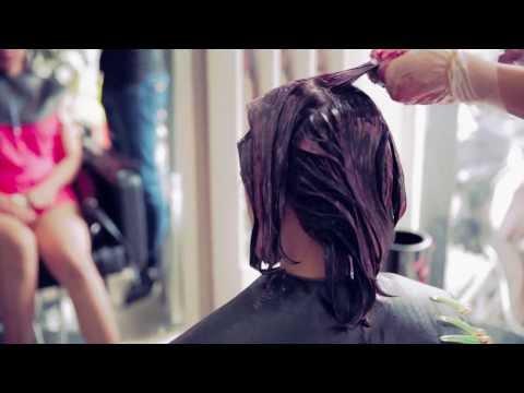 Cắt nhuộm tóc ngắn ở đâu đẹp uy tín hà nội, uốn xoăn nhẹ đẹp