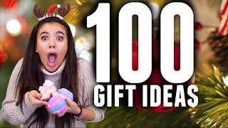 100 CHRISTMAS GIFT IDEAS FOR HER- Girlfriend, Mom, Best Friend