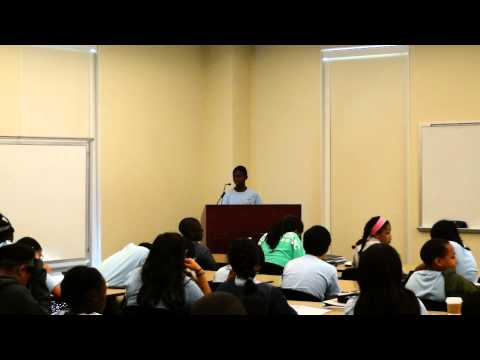 20140723103553-Zackery Jackson's 7th Grade Research Presentation. STEM Prep  @ SMU summer 2014