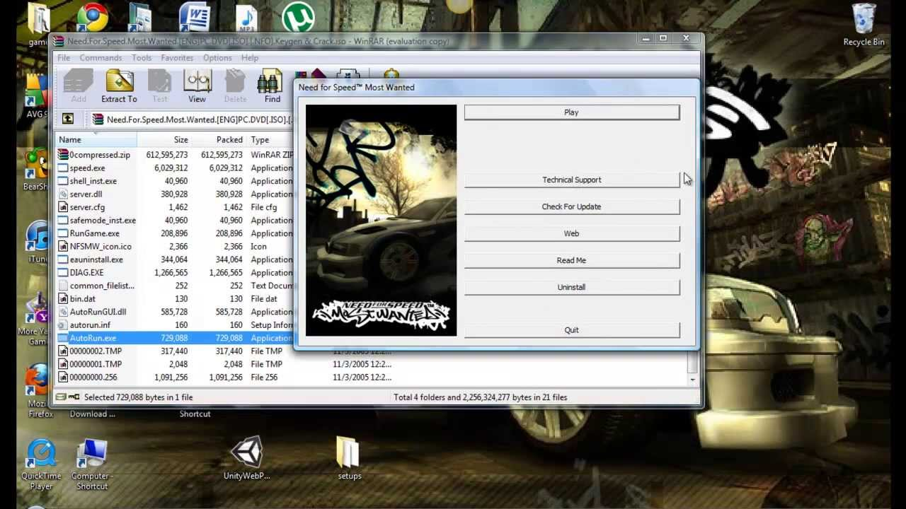 nfs most wanted multiplayer crack