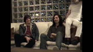A Conversation With The Strokes