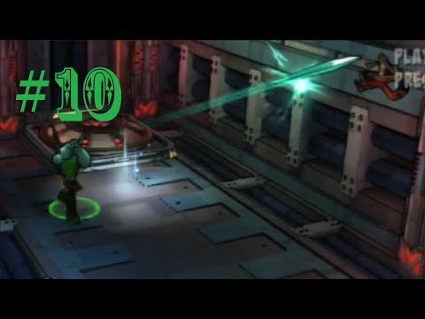 Ben 10 Omniverse PS3 Walkthrough Part 10 Extreme Earth Makeover: Malware Edition (1/2)