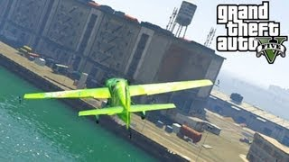 """GTA 5: How To Increase """"FLYING""""! Improve The Flying Stat"""
