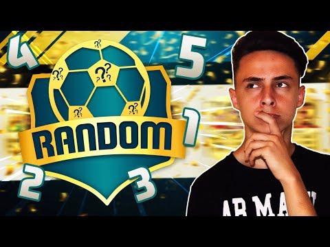 FIFA 17 FUT DRAFT - RANDOM CHALLENGE
