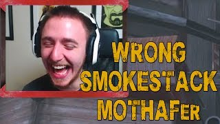 WRONG SMOKESTACK MOTHERF**KER (GTA V Online w/ Goldy & Friends)