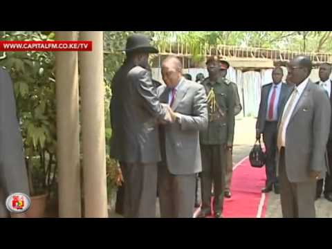 Uhuru urges quick resolution of South Sudan crisis
