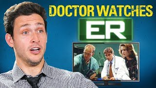 Doctor Reacts To ER | Medical Drama Review | Doctor Mike