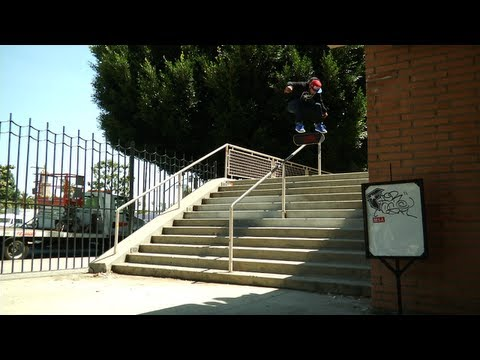 Manny Santiago 2012 HD Footage