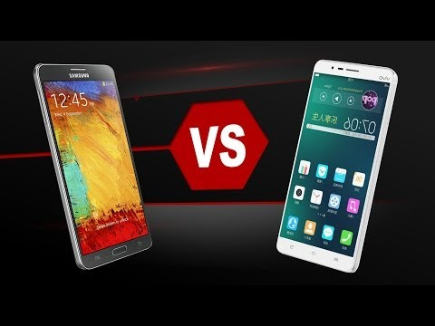 Galaxy Note 3 Vs. Vivo Xplay 3S - Best Phone Ever?